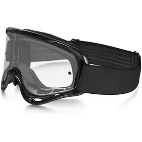 Oakley O Frame MX jet black/clear